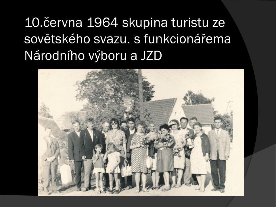 25.6.dodělána silnice k Jíšovu