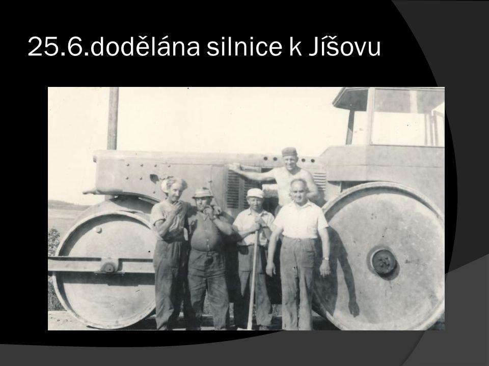 Zleva Fr.Babič, Marie Babičová, Jar. Procházka, Marie Procházková, Marie Straková, Jos.