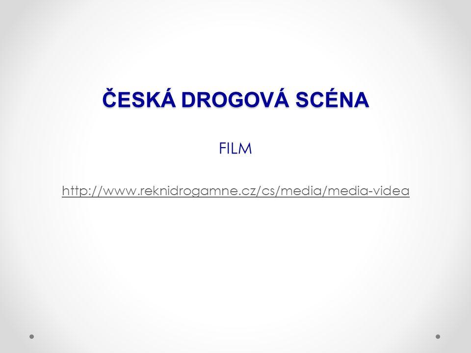 ČESKÁ DROGOVÁ SCÉNA FILM http://www.reknidrogamne.cz/cs/media/media-videa
