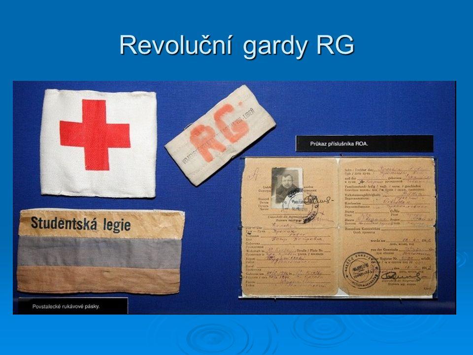 Revoluční gardy RG