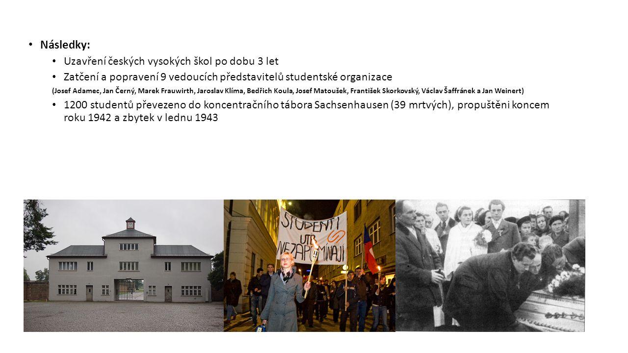 17. listopadu 1989 Sametová revoluce