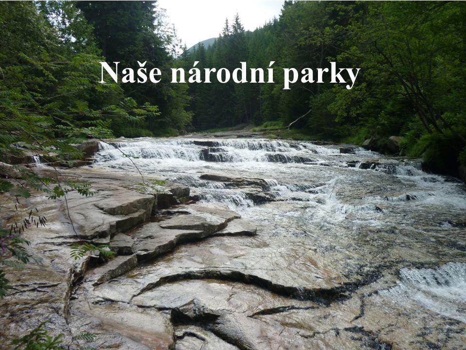 Naše národní parky