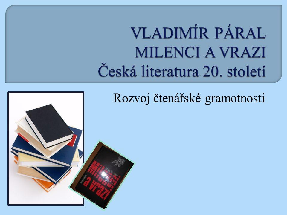 Rozvoj čtenářské gramotnosti 2 1