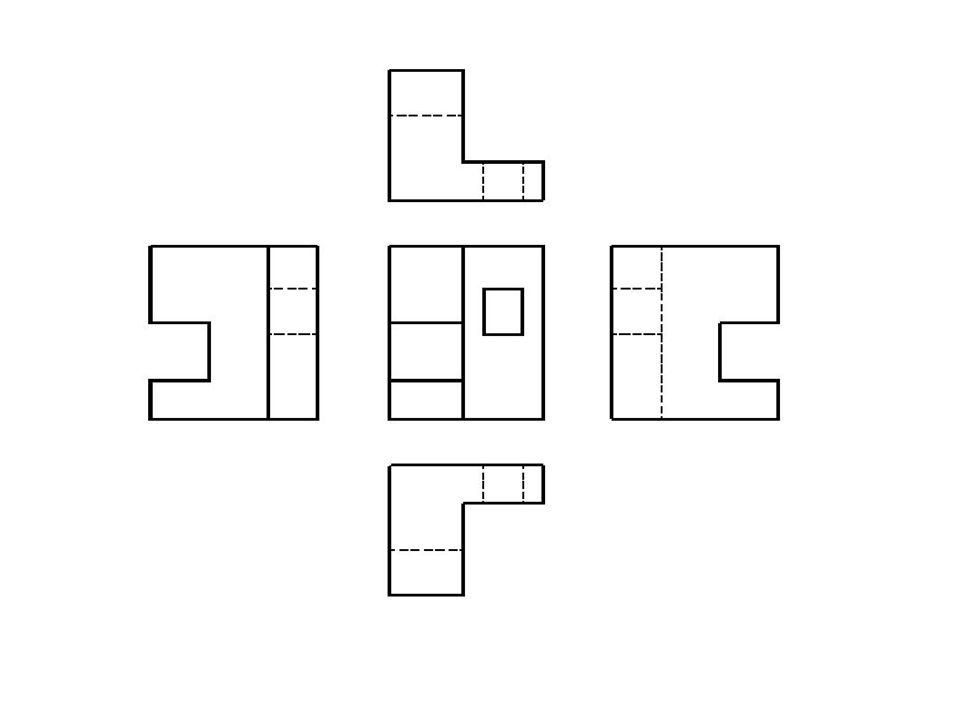 Úkol 5: NÁRYS, PRAVÝ BOKORYS, PŮDORYS, POHLED ZESPO- DU a LEVÝ BOKORYS do- plněný AXONOMETRICKÝMI POHLEDY (snadné pomocí modelovacích či rýsovacích programů), ale asi zbytečné.