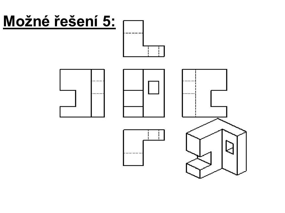 Možné řešení 5: