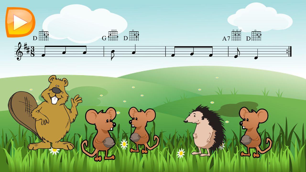 Poznej a zahraj písničku