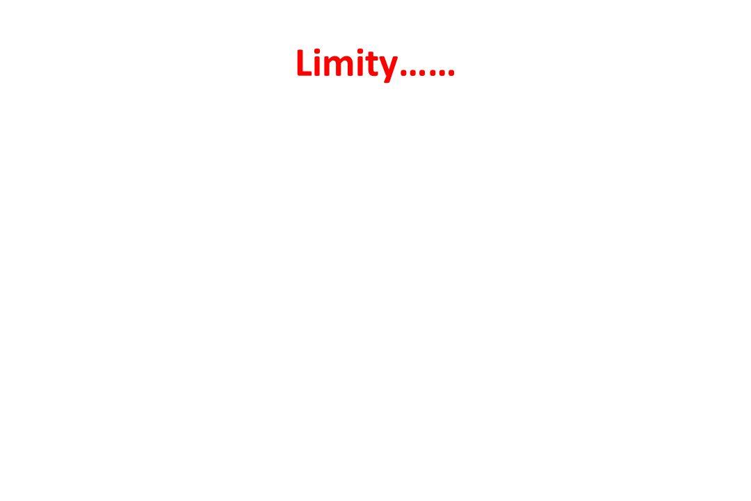 Limity……