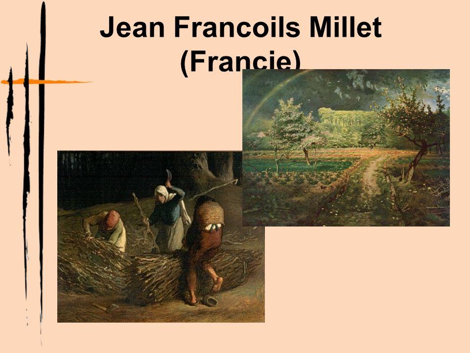 Jean Francoils Millet (Francie)