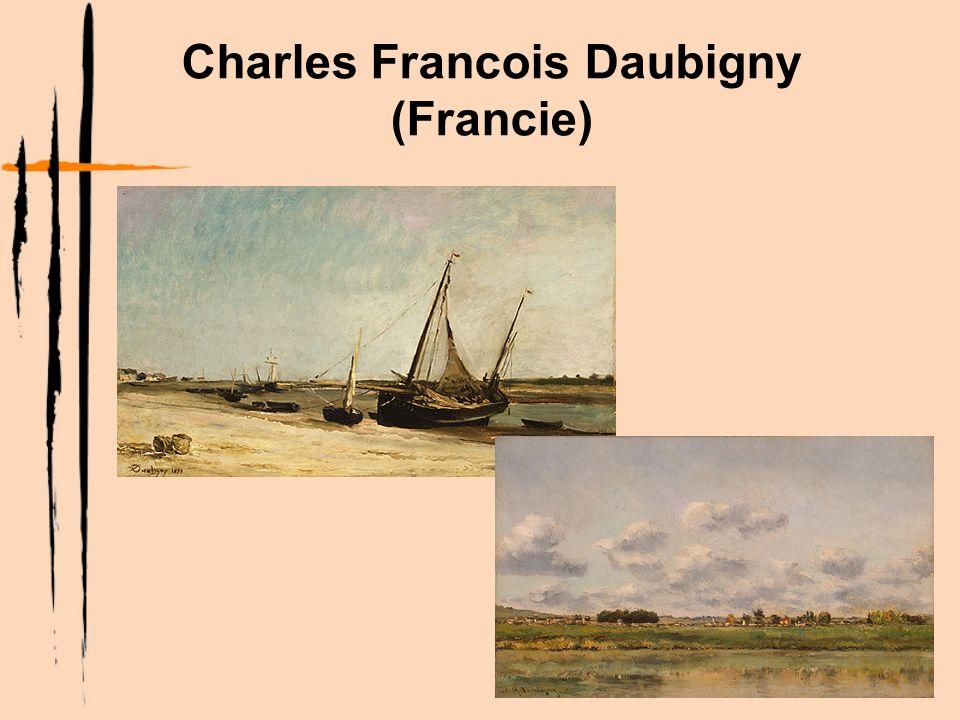 Charles Francois Daubigny (Francie)