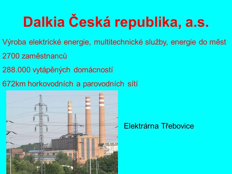 Dalkia Česká republika, a.s.