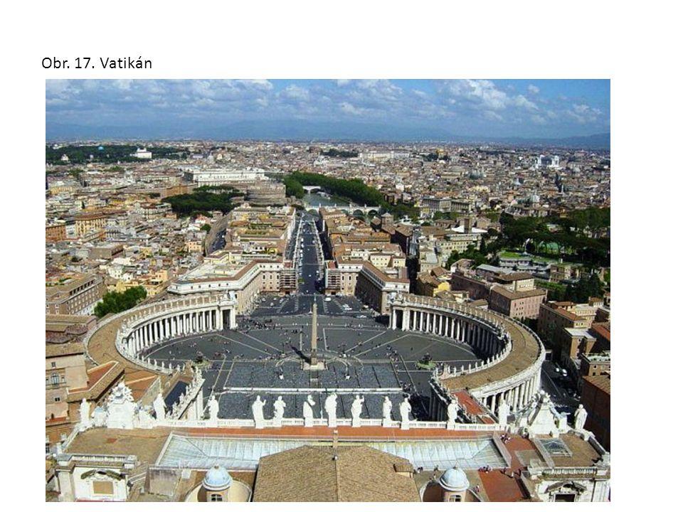 Obr. 17. Vatikán