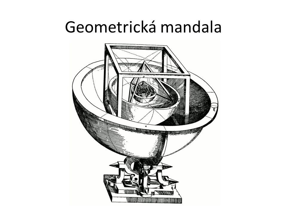 Geometrická mandala