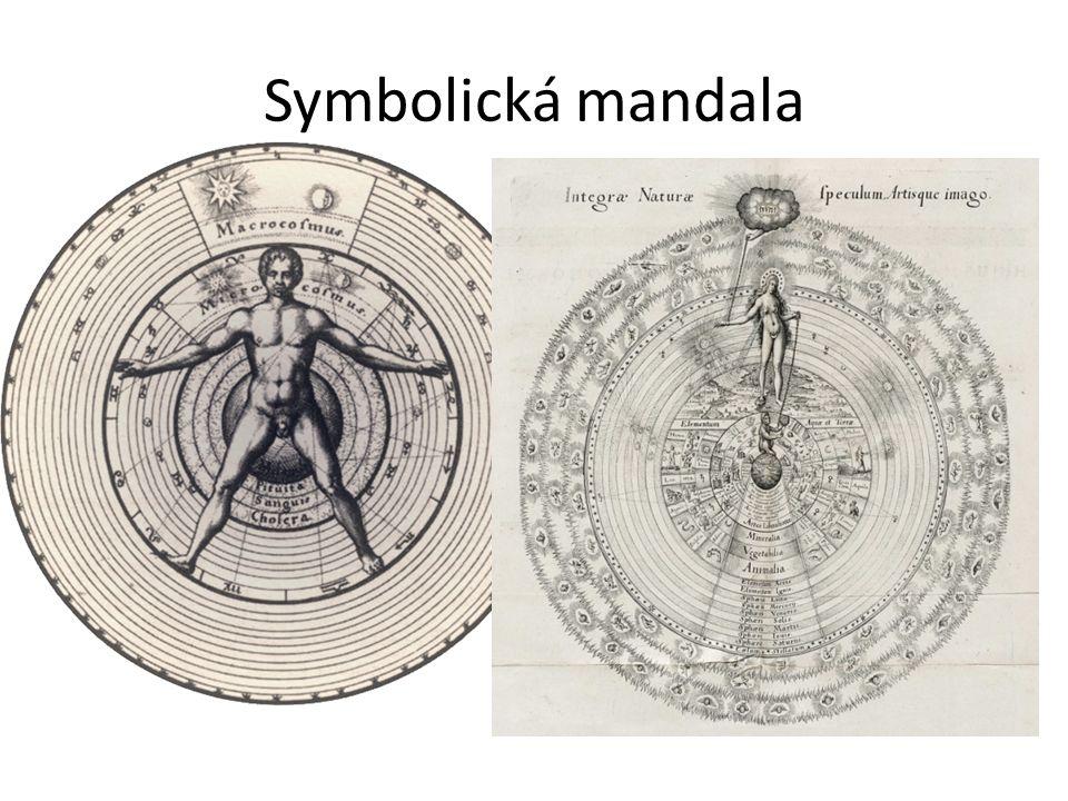 Symbolická mandala