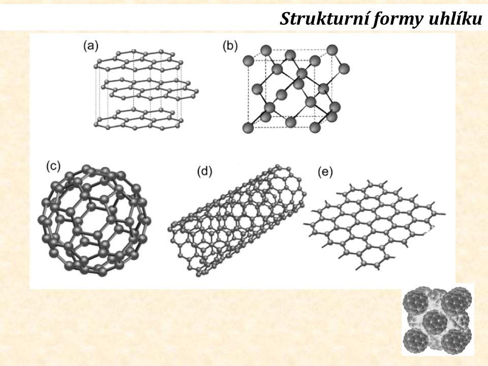 Strukturní formy uhlíku
