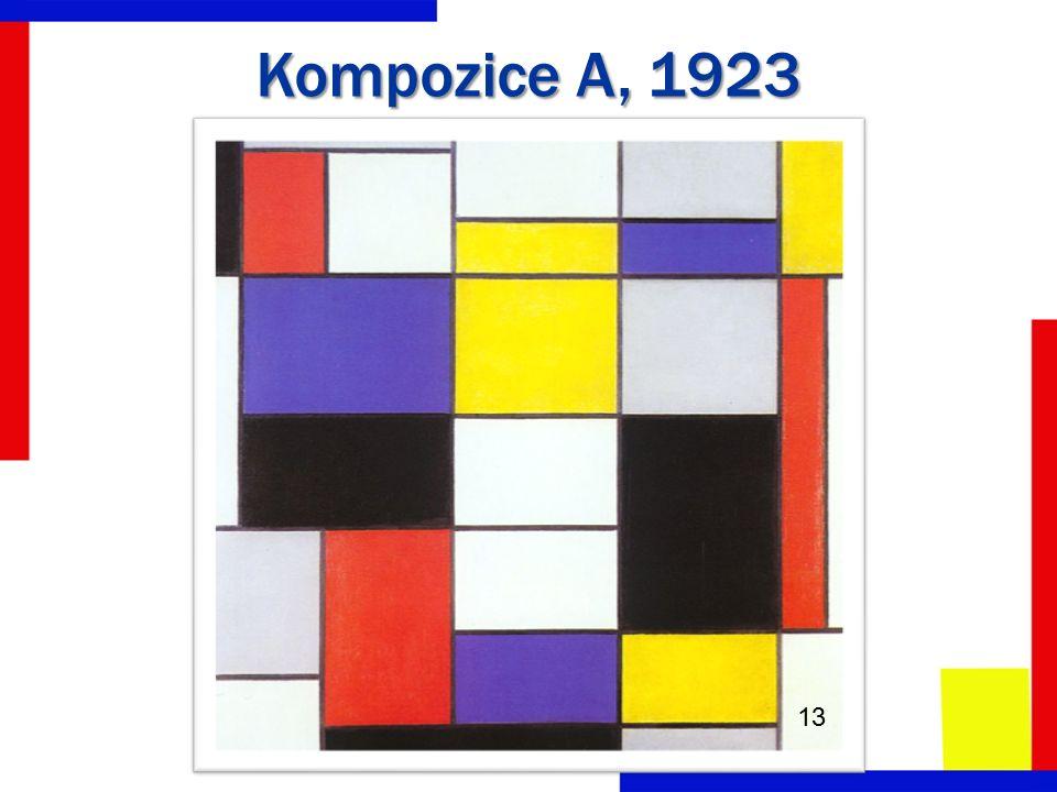 Kompozice A, 1923 13