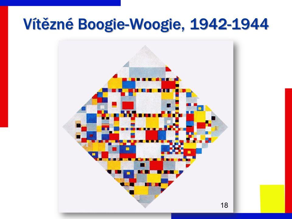 Vítězné Boogie-Woogie, 1942-1944 18