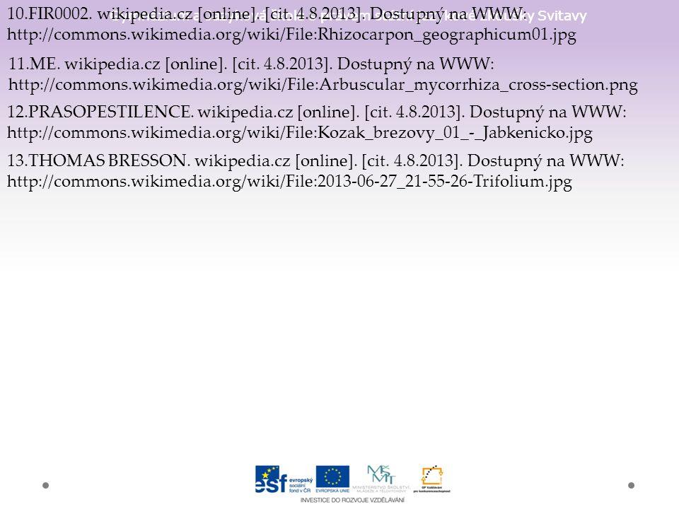 Gymnázium a Jazyková škola s právem státní jazykové zkoušky Svitavy 10.FIR0002. wikipedia.cz [online]. [cit. 4.8.2013]. Dostupný na WWW: http://common