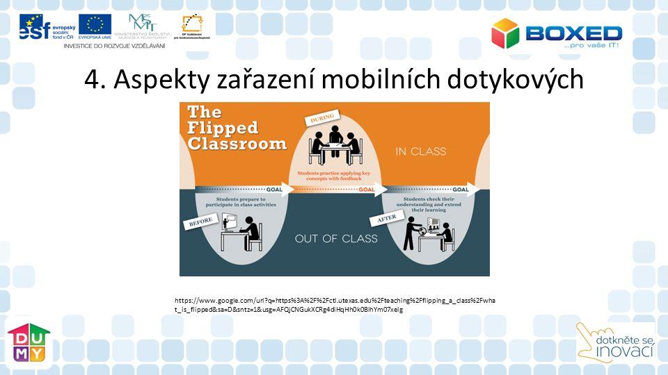 4. Aspekty zařazení mobilních dotykových https://www.google.com/url?q=https%3A%2F%2Fctl.utexas.edu%2Fteaching%2Fflipping_a_class%2Fwha t_is_flipped&sa