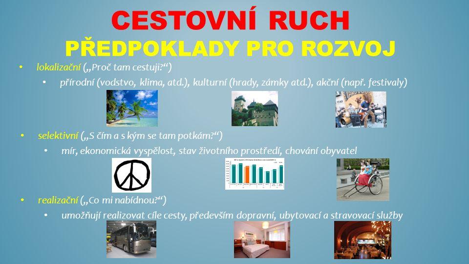 CESTOVNÍ RUCH ZDROJE ORIEŠKA, Ján.služby v cestovním ruchu.