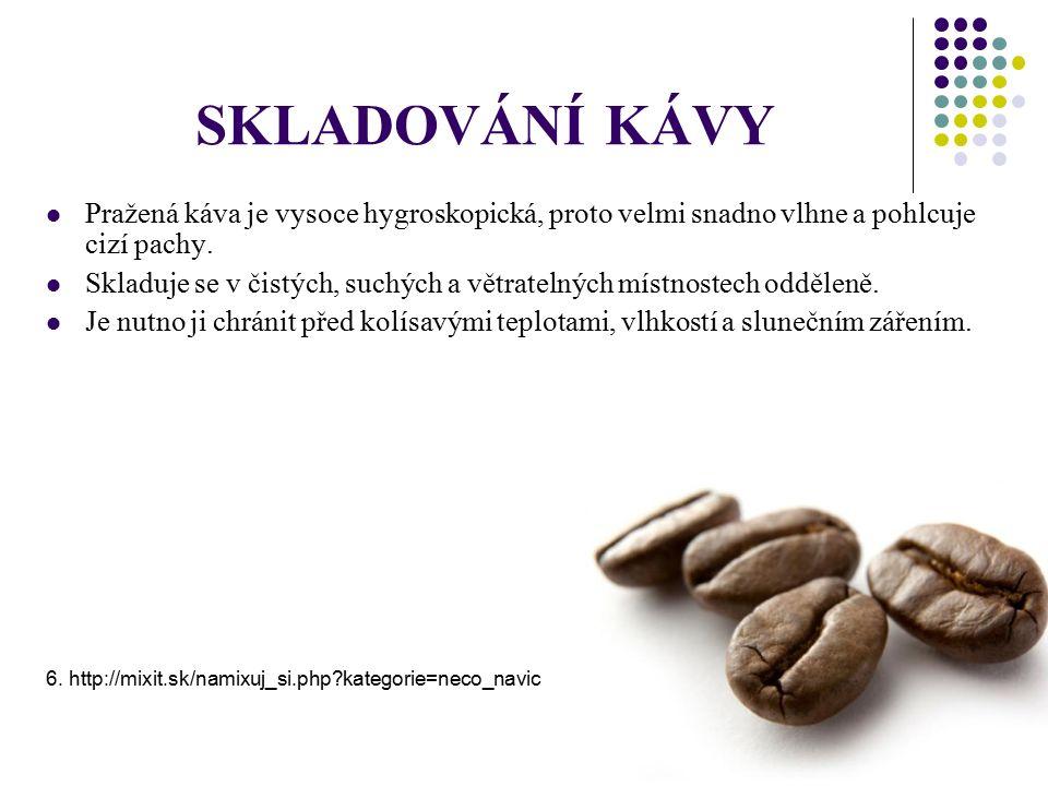 KÁVOVINY Kávoviny jsou výrobky získané pražením různých částí rostlin bohatých na polysacharidy (kořenů čekanky, obilovin, včetně sladovaných, fíků).