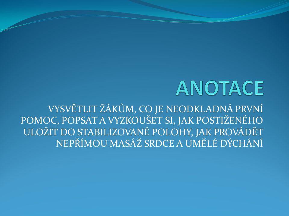 CITACE Stabilizovaná poloha.[http://vademecum- zdravi.cz/kurz-prvni-pomoci[cit.