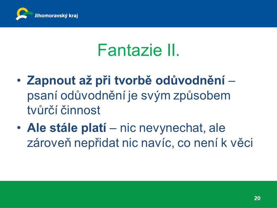Fantazie II.