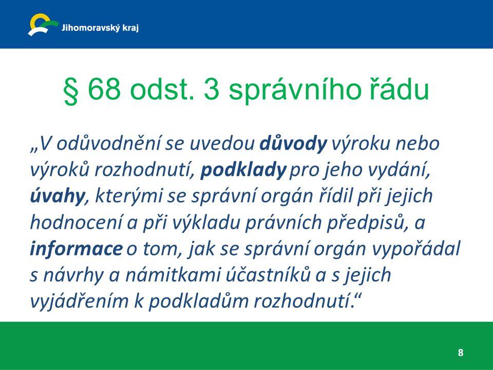 § 68 odst.