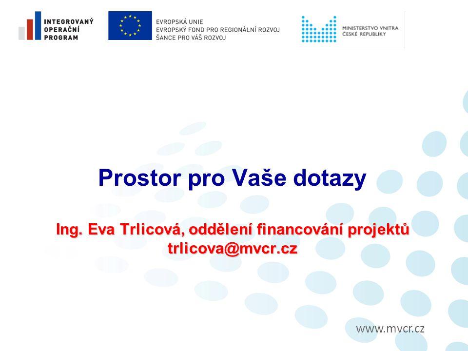 www.mvcr.cz Ing.