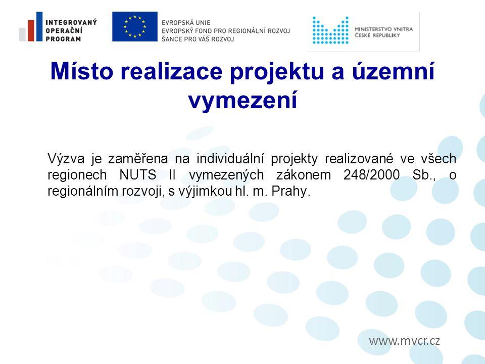 www.mvcr.cz Předání administrace z CRR na OSF Po vyhodnocení přijatelnosti a formálních náležitostí (včetně případných doplnění ze strany žadatele) CRR předá projekty OSF.