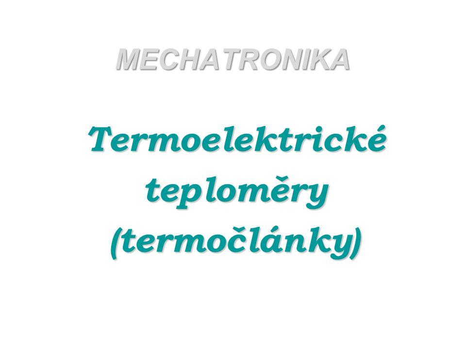 Využívají při své činnosti Seebeckova (termoelektrického) jevu: Mezi dvěma vodiči z různých materiálů, které jsou na jednom konci vodivě spojeny, vzniká termoelektrické napětí, jestli-že spojené konce mají jinou teplotu než konce volné.