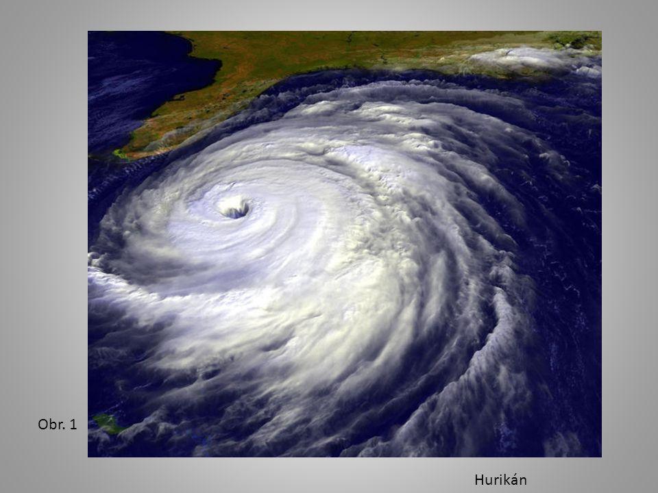 Obr. 1 Hurikán