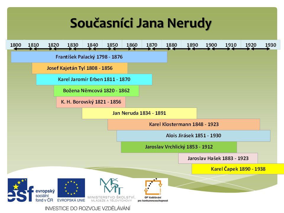 Současníci Jana Nerudy