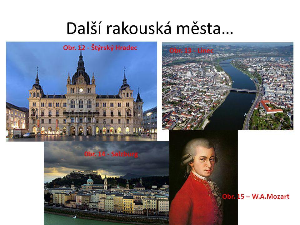 Další rakouská města… Obr. 12 - Štýrský Hradec 0br.