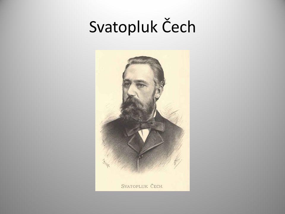 Odkazy, literatura Svatopluk Čech.In: Wikipedia: the free encyclopedia [online].