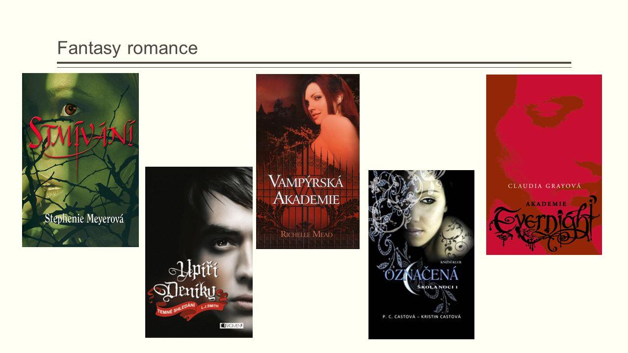 Fantasy romance