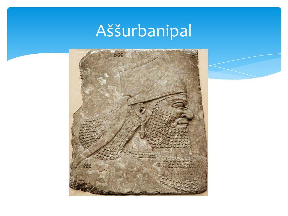 Aššurbanipal
