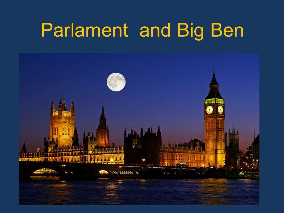 Parlament and Big Ben