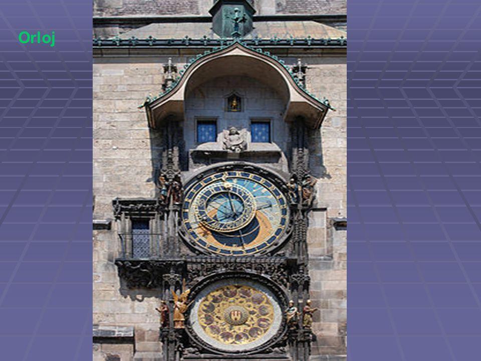 PRAHA Národní divadlo, Národní muzeum, Petřín, Žižkov, Staroměstské nám.(Orloj, Týnský chrám, chrám sv.