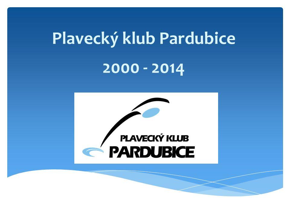 Plavecký klub Pardubice 2000 - 2014