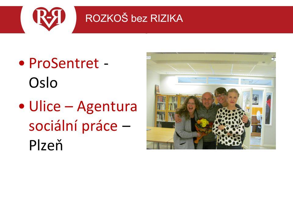 O ProSentret - Oslo Ulice – Agentura sociální práce – Plzeň