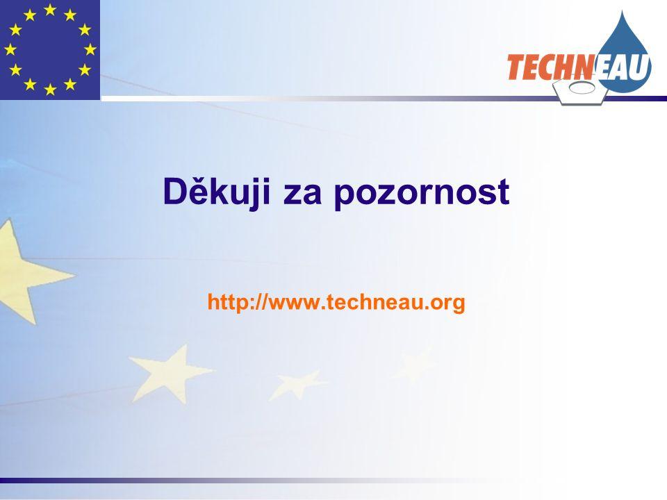 Děkuji za pozornost http://www.techneau.org