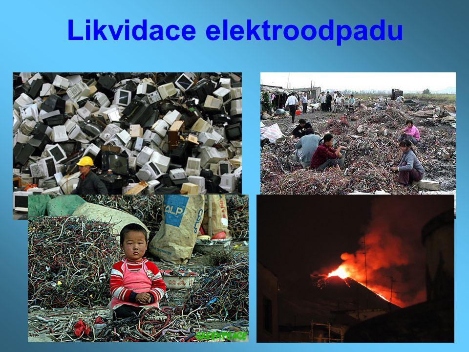 Likvidace elektroodpadu