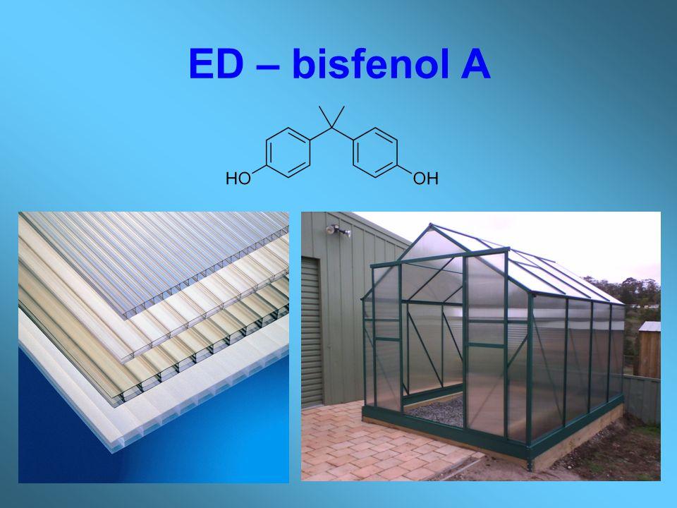 ED – bisfenol A