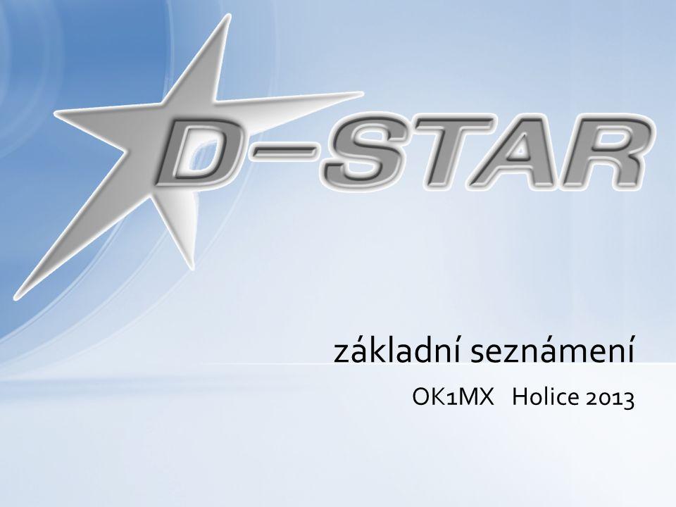 OK1MX Holice 2013 základní seznámení
