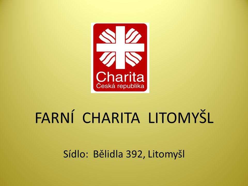 Poslání Farní charita Litomyšl je nestátní nezisková organizace, která svou činností navazuje na myšlenku sociální činnosti katolické církve, jež na území českého státu působí již od středověku.