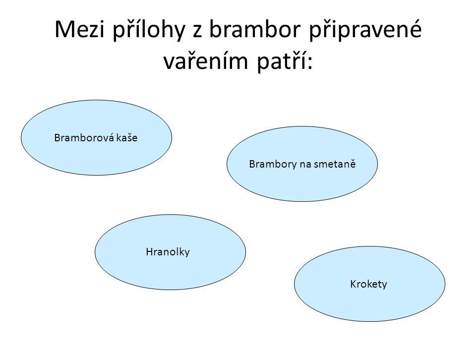 Test – přílohy Ing. Petra Pechová 2012