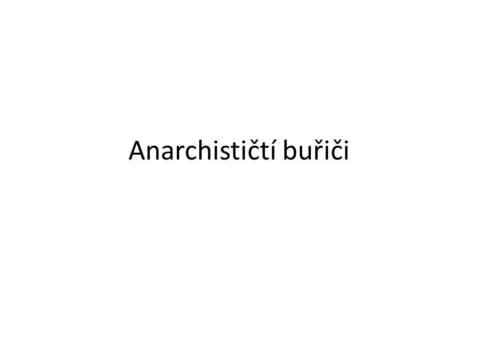 Anarchističtí buřiči