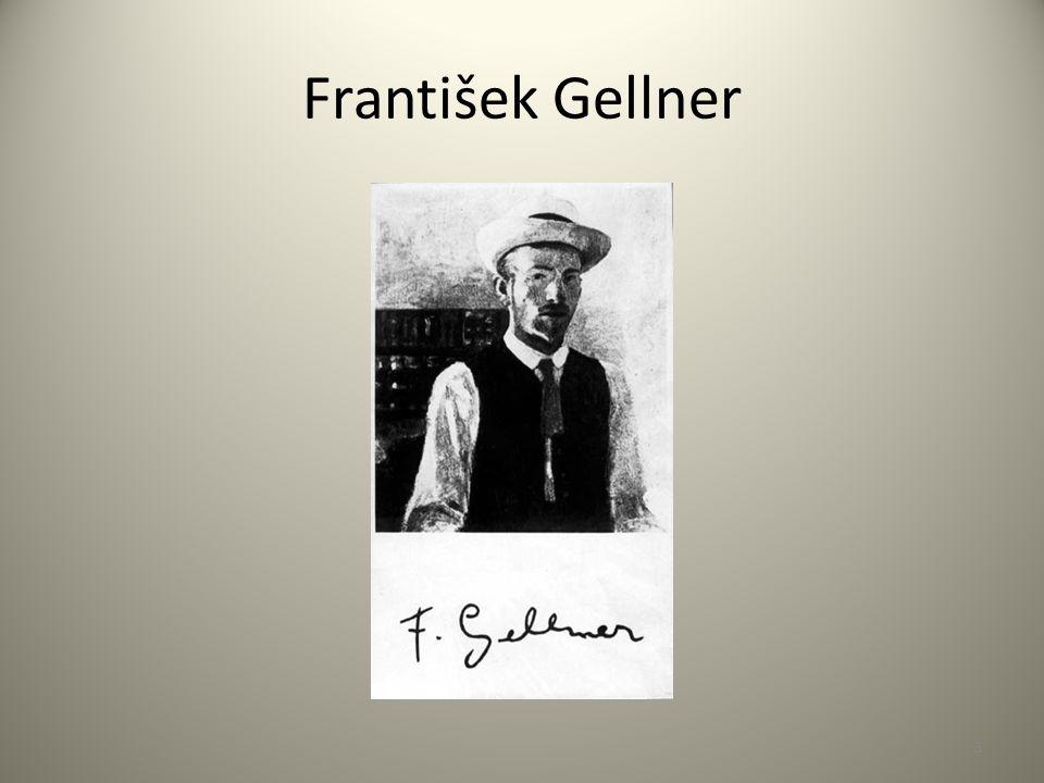 František Gellner 3