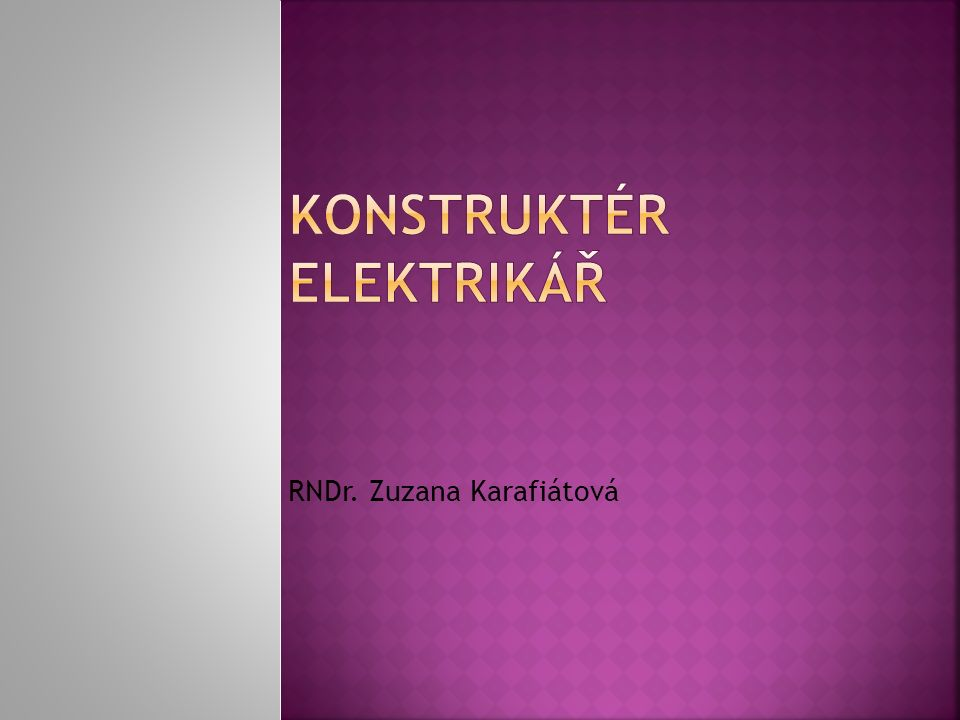 RNDr. Zuzana Karafiátová