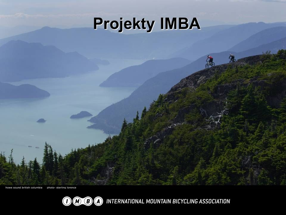 Projekty IMBA